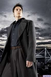 Captain  Jack Harkness Torchwood