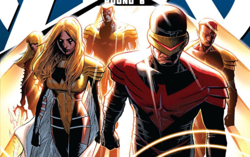 Avengers vs X-Men #6 Review  Unleash The Fanboy