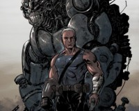 Planetoid #1 Review