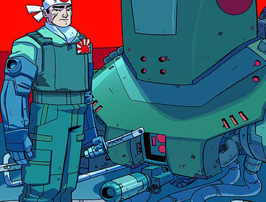 RED 5 COMICS Solicitations for SEPTEMBER 2012