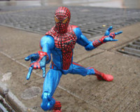 Exclusive Amazing Spider-Man toys swing into the Disney Store