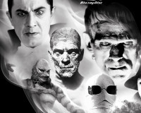 Universal's Classic Monsters are coming to Blu-ray