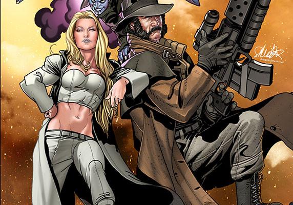 FIRST LOOK: Salvador Larroca's X-Treme X-Men #1 Variant Cover