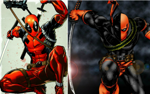 Image result for deathstroke deadpool