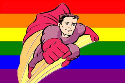 gay superhero