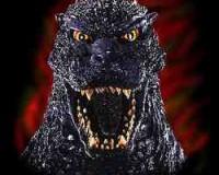 Godzilla Stomping his way to Comic-Con!