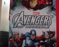Promo Art For New Marvel Animated Show 'Avengers Assemble'