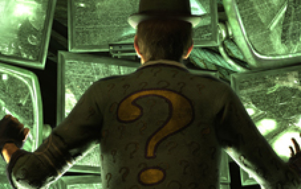 Leonardo DiCaprio Could Have Played The Riddler In The ...  Leonardo Dicaprio Riddler