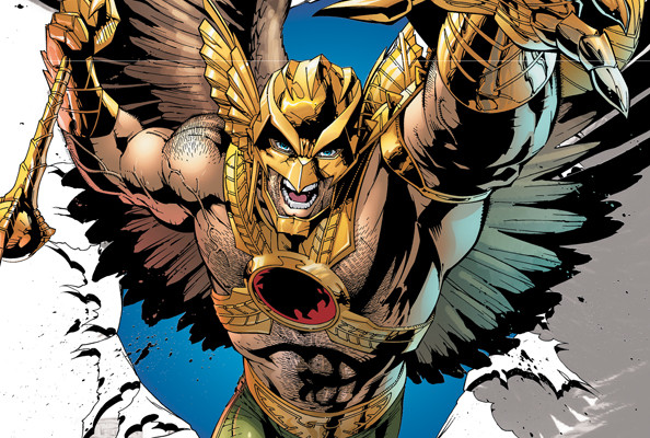 HAWKMAN Gets Cast for LEGENDS OF TOMORROW!!