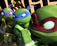 First Trailer For Nickelodeon's Animated Teenage Mutant Ninja Turtles Series