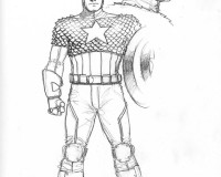 Captain America set to don a new outfit!