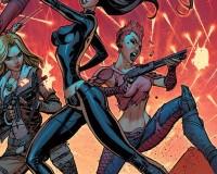 Danger Girl/G.I Joe #4 Review