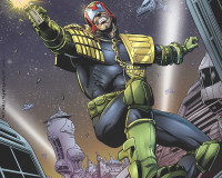 IDW set to launch a new Judge Dredd series