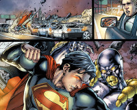 FIRST LOOK: Superman: Earth One, Vol. 2