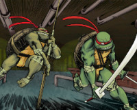 Teenage Mutant Ninja Turtles #12 Review