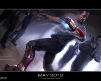 First Piece Of Iron Man 3 Concept Art Released
