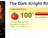 Two Critic TV Spots For The Dark Knight Rises