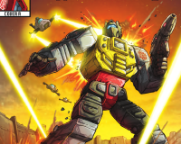 Transformers: Regeneration One #82 Review