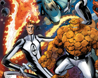 FIRST LOOK: Variant covers for FF #1 and FANTASTIC FOUR #1