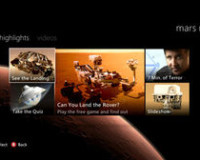 Microsoft Broadcasting The Mars Rover Landing To Your Xbox 360