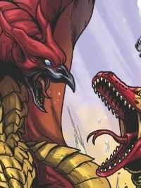 RODAN VS. TITANOSAURUS