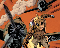 Rocketeer: Cargo Of Doom #1