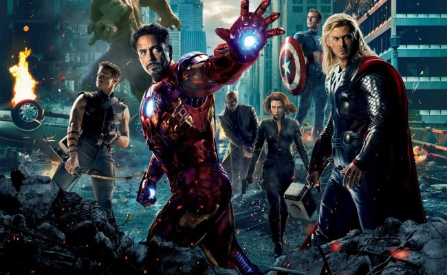 AVENGERS 2 has a RELEASE DATE?