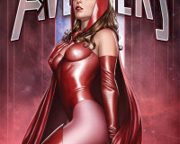 FIRST LOOK: Variant Cover for UNCANNY AVENGERS #1