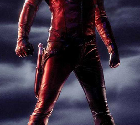 Daredevil Reboot Costume Sizzle Reel From The S...
