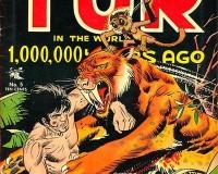 Comics Icon JOE KUBERT Passes