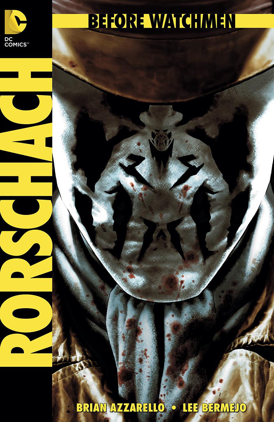 Before Watchmen: Rorschach #1 Review   Unleash The Fanboy