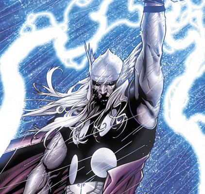 PETTY FANBOY GRIPE: Thor, Lightning, and Thunder