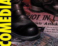 Before Watchmen: Comedian #3 Review