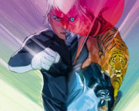 Creator Owned Heroes #4 Review
