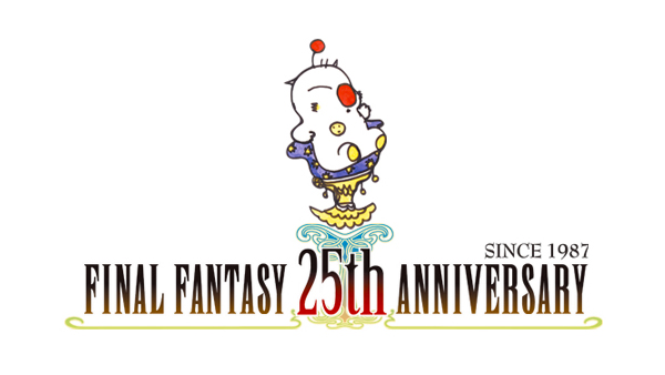 Square Enix to Release Final Fantasy 25th Anniversary Collection