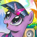 A Few More Details on the My Little Pony: Friendship is Magic Comic Series