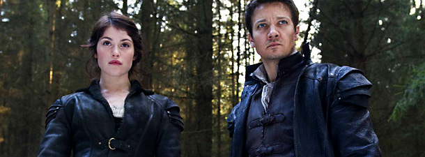 First Trailer For HANSEL AND GRETEL: WITCH HUNTERS Online