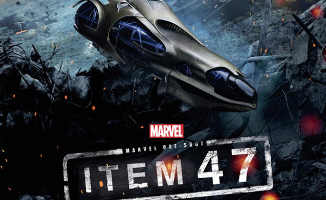 Marvel One-Shot ITEM 47 Review
