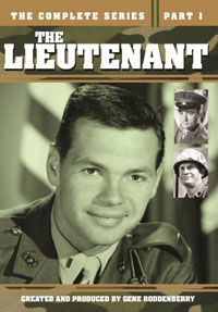 Gene Roddenberry's First TV Series, THE LIEUTENANT, Now Available on DVD