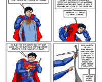 The Real Reason the New 52 SUPERMAN No Longer Wears Underwear