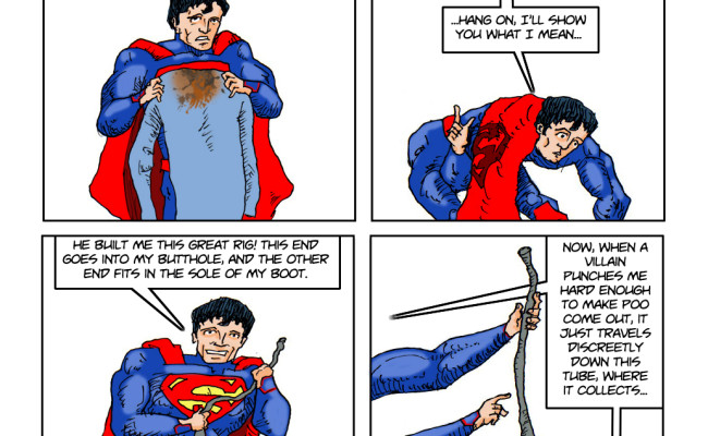 The Real Reason the New 52 SUPERMAN No Longer Wears Underwear