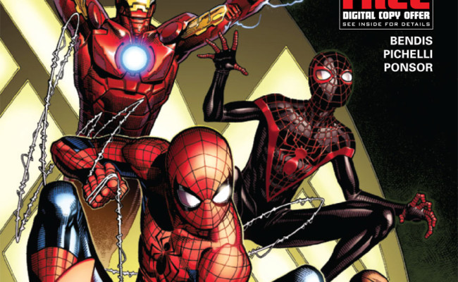 Spider-Men #5 Review