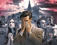 DOCTOR WHO 7.5 Review: THE ANGELS TAKE MANHATTAN