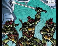 Teenage Mutant Ninja Turtles Color Classics #4 Review