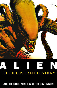 alien the illustrated story