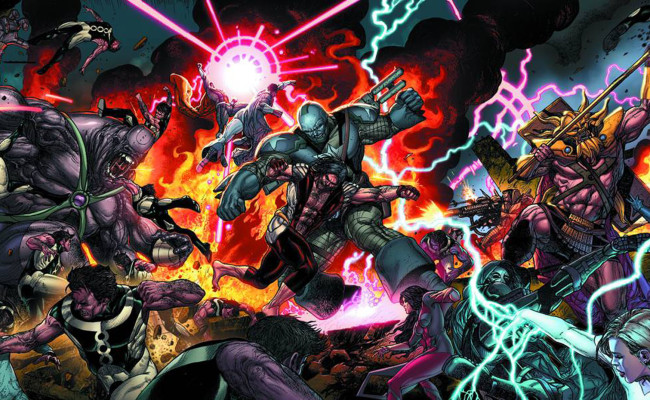 BOOM! STUDIOS Solicitations for DECEMBER 2012