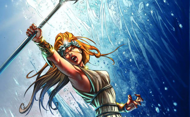 ZENESCOPE ENTERTAINMENT Solicitations for DECEMBER 2012