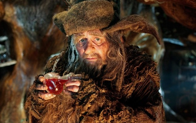 First Look at RADAGAST THE BROWN from THE HOBBIT