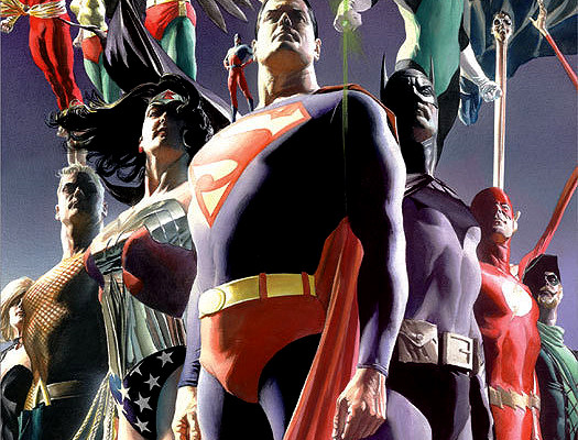 JUSTICE LEAGUE Set To Go Head-To-Head With THE AVENGERS 2 In 2015