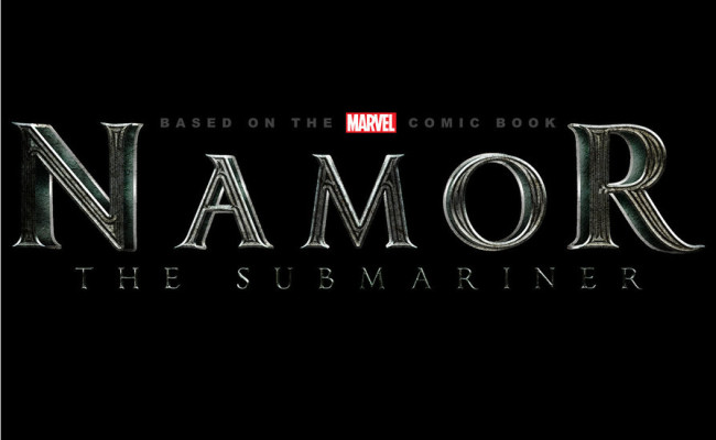 Animated Logos for NAMOR, BLACK PANTHER, THOR 2 And a Ton More